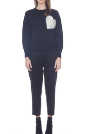 Zero Degrees Celsius L/s Heart Sweater - Front full body