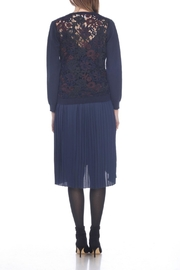 Zero Degrees Celsius Lace Back Cardigan - Side cropped