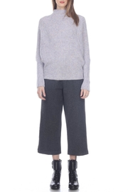 Zero Degrees Celsius Mock Neck Sweater - Front cropped