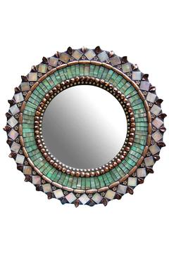 Shoptiques Product: Mosaic Mirror