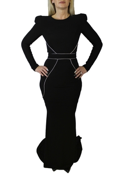 Zhivago Dress Black - Product List Image