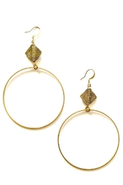 Boho Gal Ziba Hoops - Product Mini Image