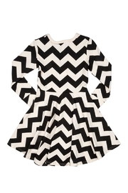 Rock Your Baby Zig Zag Dress - Side cropped