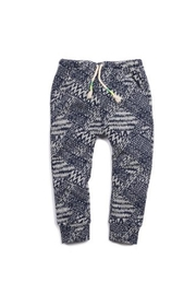 Egg  by Susan Lazar Zig-Zag Terry Pant - Front cropped
