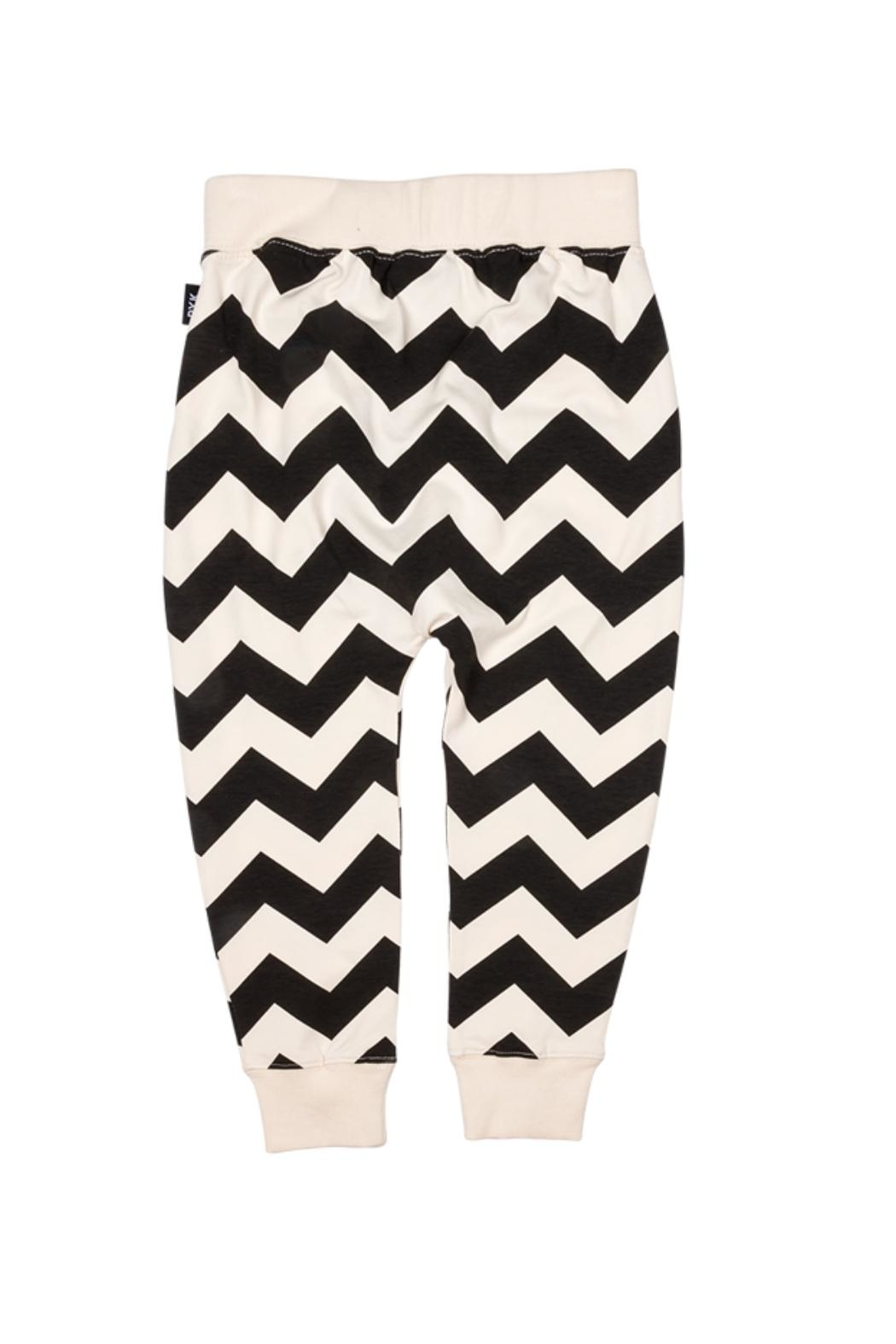 Rock Your Baby Zig Zag Trousers - Front Full Image