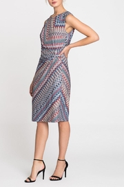 Nic + Zoe Zig-Zag Twist Dress - Product Mini Image