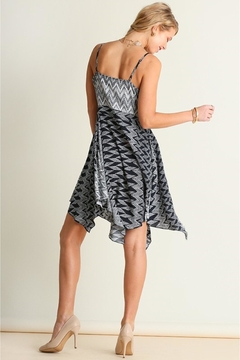 People Outfitter Zigzag Dress - Alternate List Image