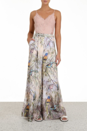 Zimmermann Candescent Wide Leg Pants - Product Mini Image