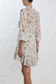 Zimmermann Floral Pintuck Mini - Side cropped