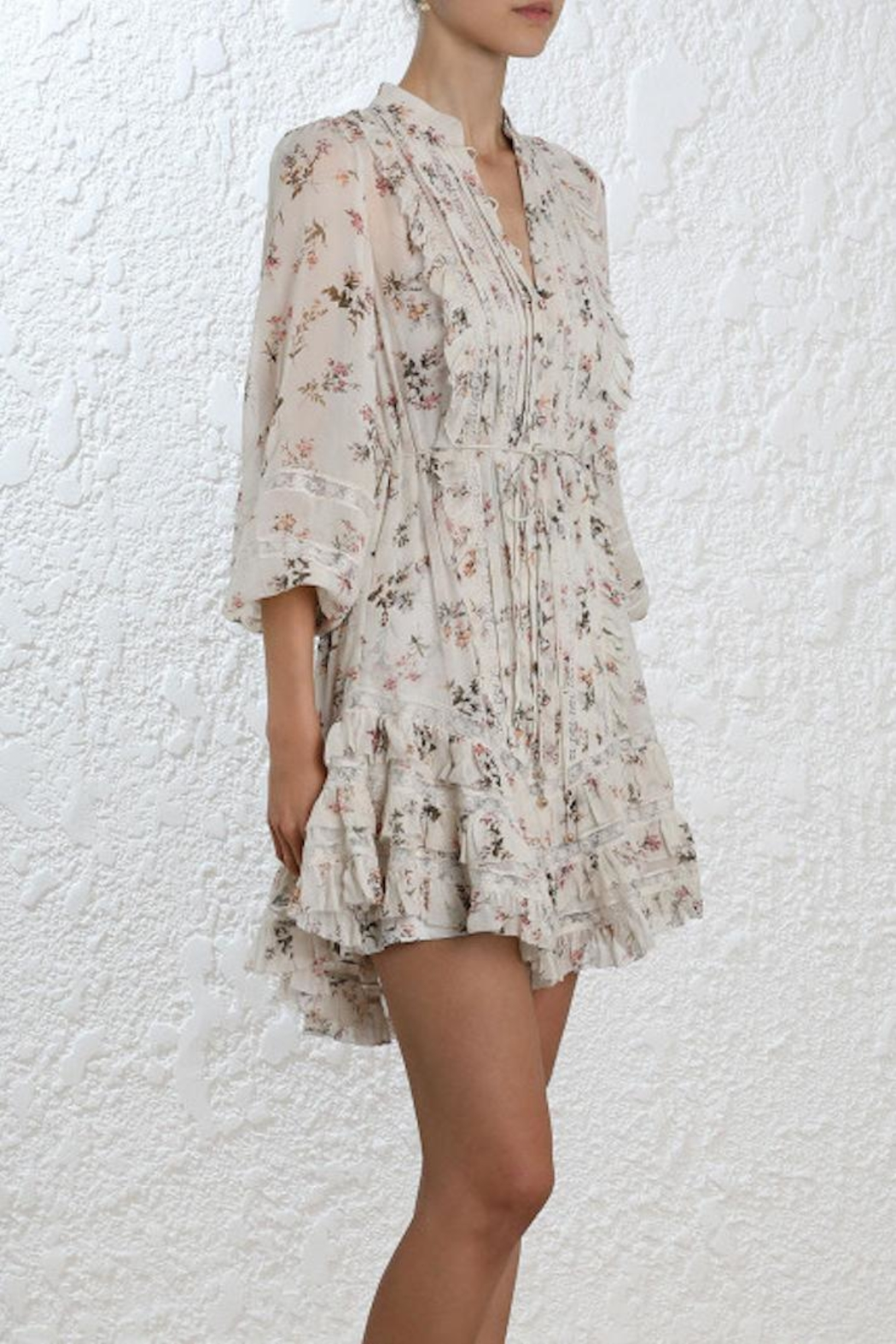 ff1b150c63 Zimmermann Floral Pintuck Mini from Los Angeles by Tags Boutique ...