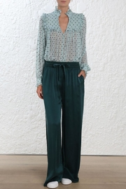 Zimmermann Sueded Silk Trackpant - Product Mini Image