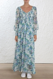 Zimmermann Whitewave Shirred Maxi - Product Mini Image