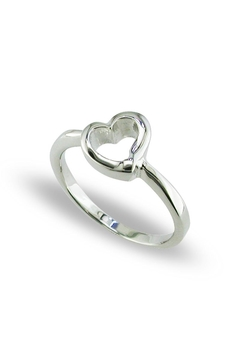 Shoptiques Product: Heart Ring