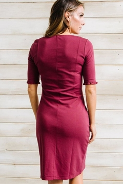 DE Collection Zinfandel Dress - Alternate List Image