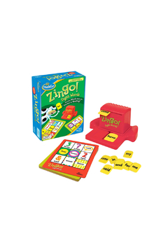 ThinkFun Zingo! Sight Words - Product List Image
