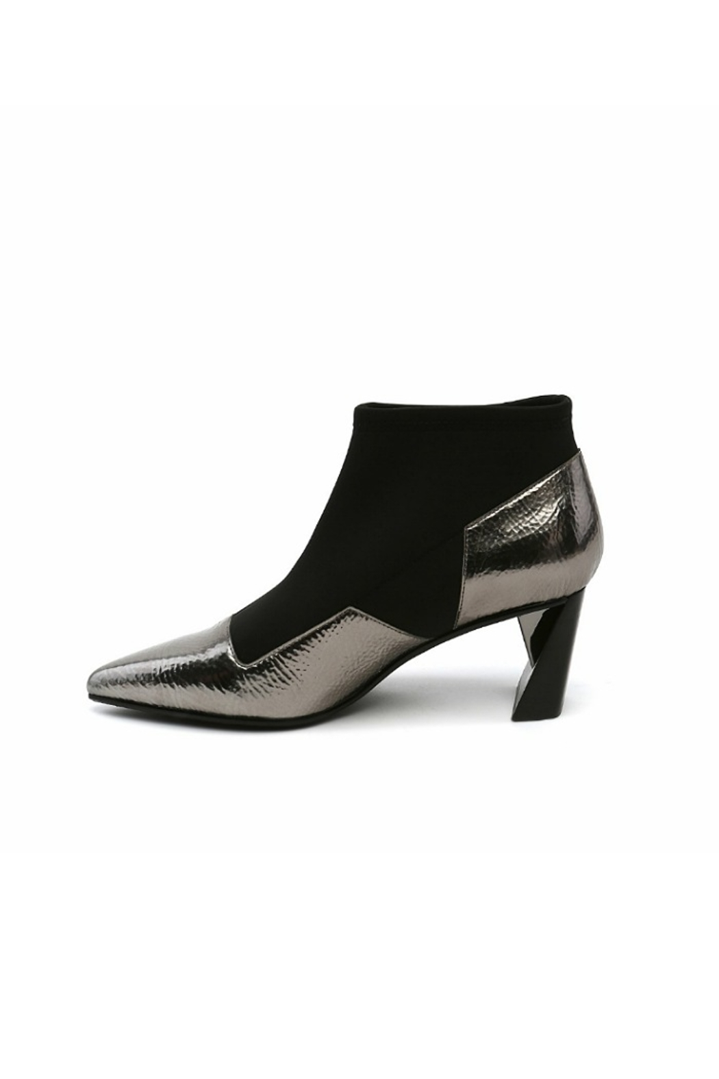 United Nude ZINK Vita Bootie - Front Full Image