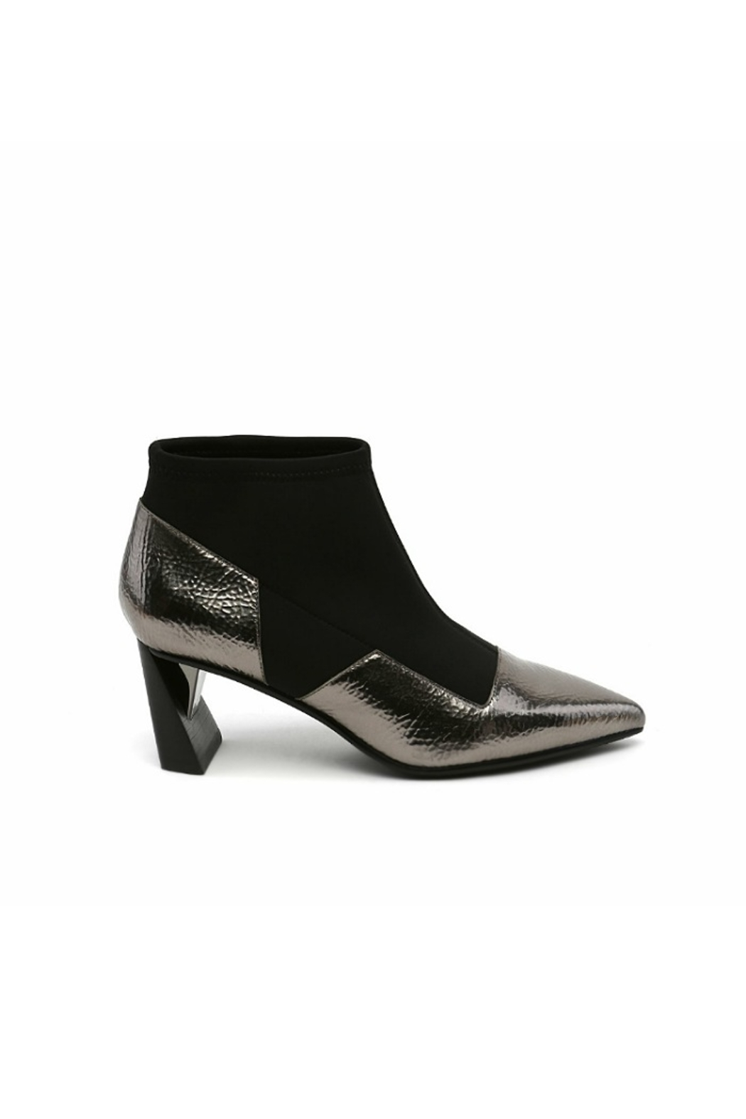 United Nude ZINK Vita Bootie - Front Cropped Image