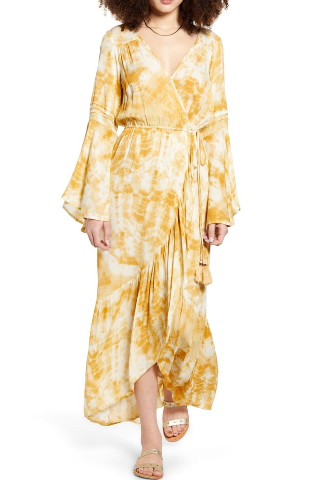 Band Of Gypsies ZION MAXI DRESS - Main Image