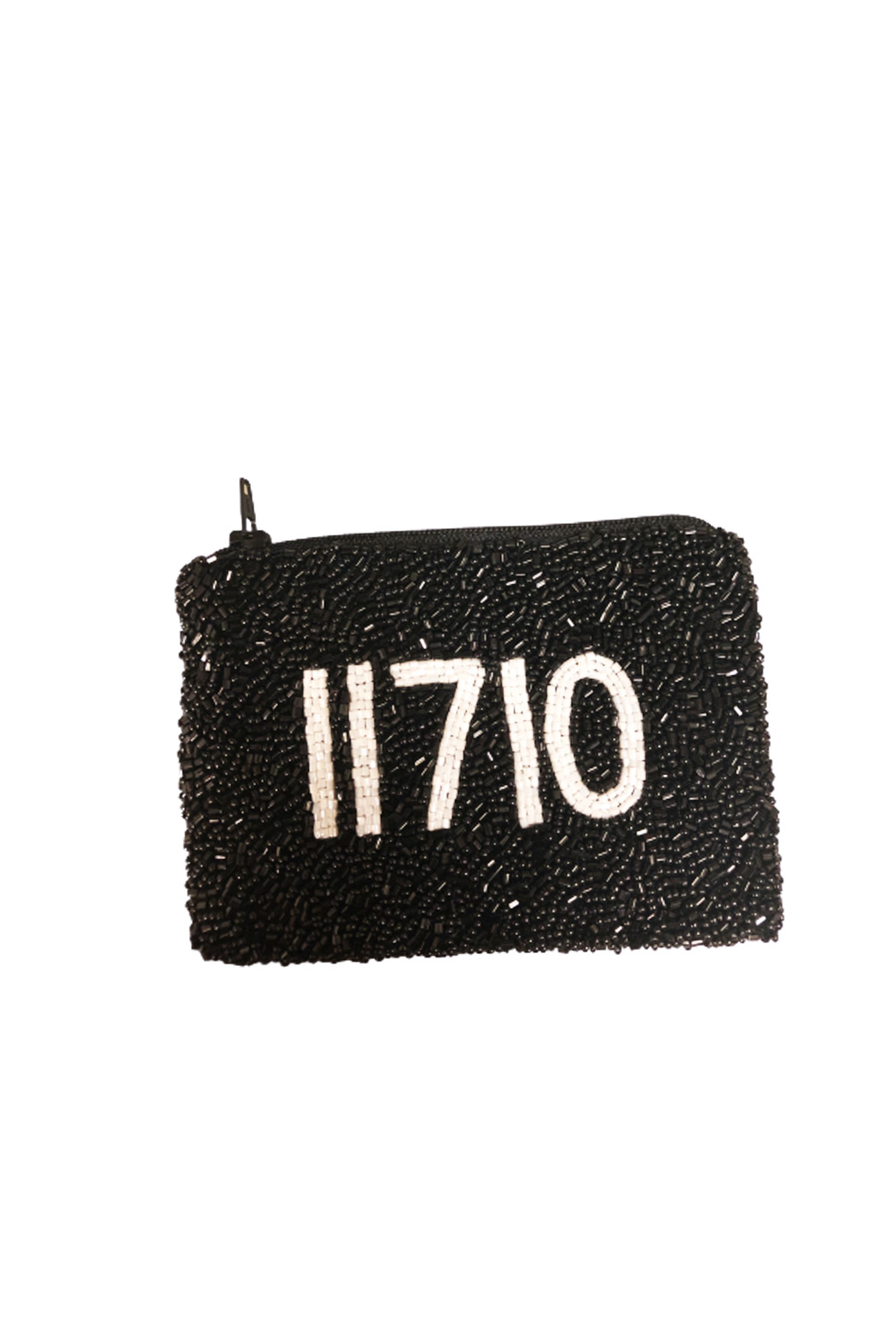 Tiana Zip Code Coin Purse - Front Cropped Image