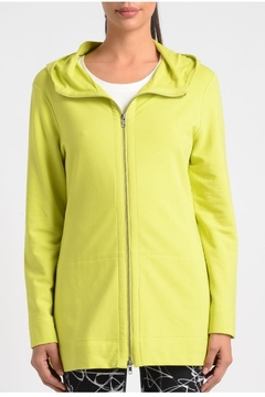 Lynn Ritchie Zip Front Hoodie - Product List Image