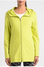 Lynn Ritchie Zip Front Hoodie - Product Mini Image