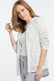 Nic + Zoe Zip Hoodie with pockets - Front cropped
