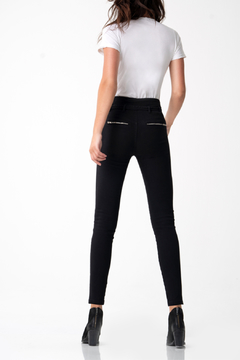 Blue Revival Zip Me Up Hi Waist Skinny - Alternate List Image