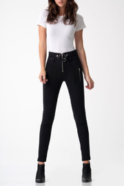 Blue Revival Zip Me Up Hi Waist Skinny - Product Mini Image