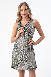 Ariella USA Zipper Aline Tank Dress - Product Mini Image