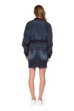 Dex Zipper Bomber Jacket - Alternate List Image