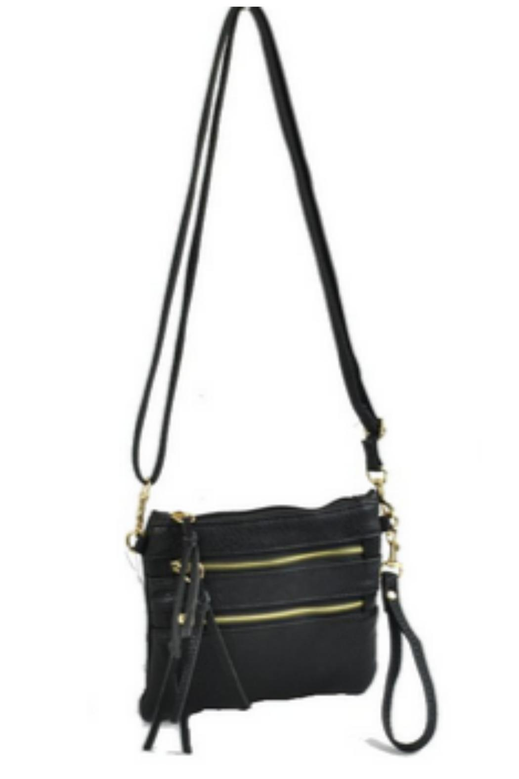 c5f1197a4921 Zipper Crossbody Bag from Illinois by LUXE wearhouse — Shoptiques