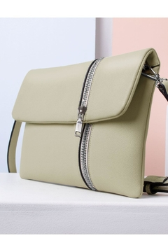 Simply Noelle Zipper Front Clutch - Product List Image