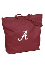 Desden Zipper Tote- Alabama - Product Mini Image
