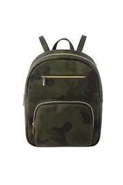 Karma Zippered Backpack - Front cropped