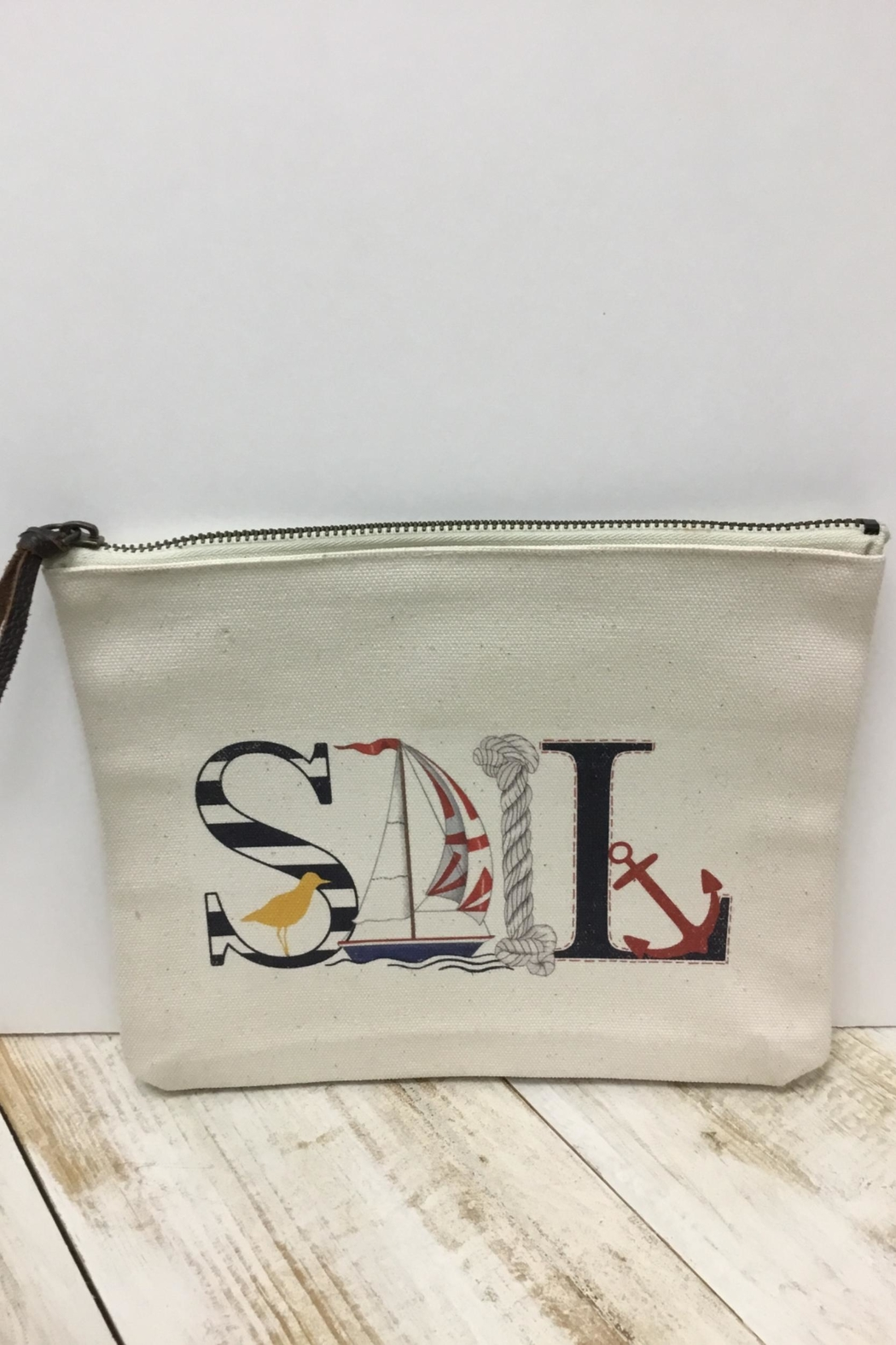Mary Lake-Thompson Zippered Pouch - Main Image