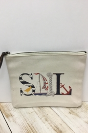 Mary Lake-Thompson Zippered Pouch - Front cropped