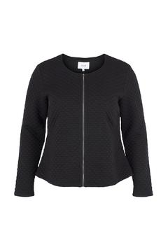 Shoptiques Product: Structured Jersey Jacket