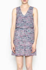 Zoa Digital Print Dress - Front cropped