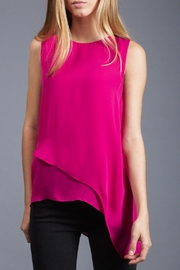 Zoa Layered Sleevless Blouse - Product Mini Image