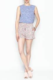 Zoa Multicolor Dot Shorts - Side cropped