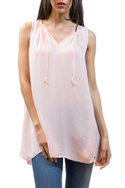 Zoa Tie Neck Tank - Product Mini Image