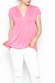 Zoa V Neck Blouse - Product Mini Image