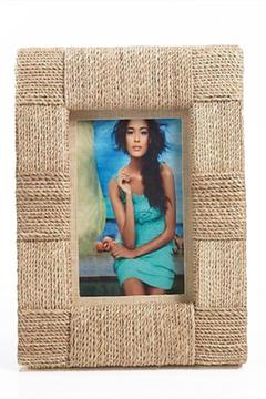 Shoptiques Product: Abaca Rope Frame