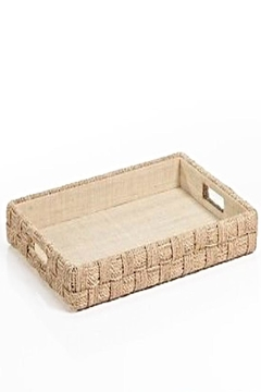 Shoptiques Product: Abaca Rope Tray
