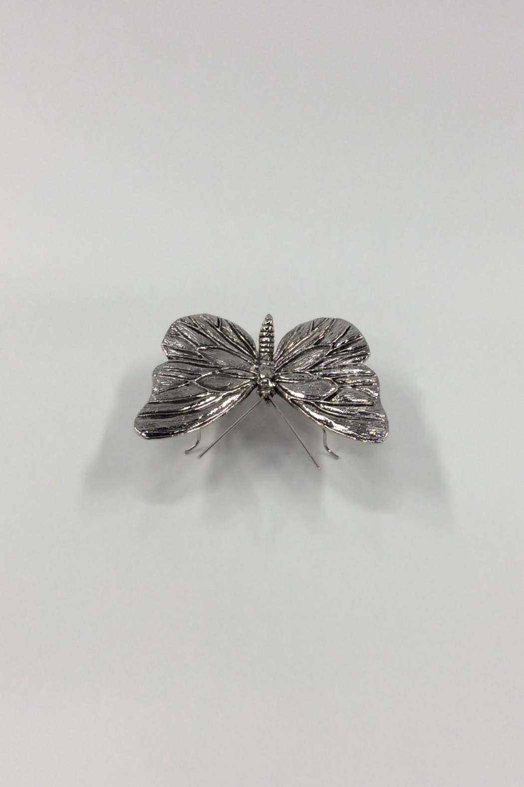 Zodax Antique Pewter Butterfly - Main Image