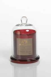 Zodax Crimson Leaves Candle - Front cropped