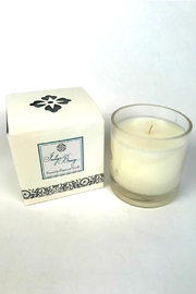 Zodax Indigo Breeze Candle - Front cropped