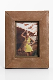 Zodax Snakeskin 3x5 Frame - Front cropped