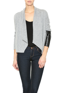 zoe couture Open Front Cardi - Product List Image