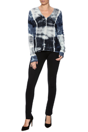 Shoptiques Product: Tie Dye Cashmere Pullover - Front full body